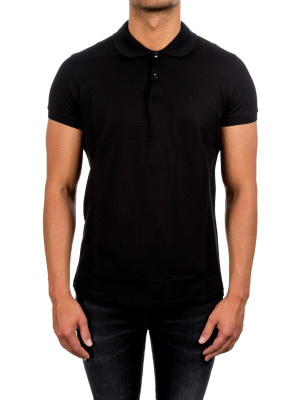 Saint Laurent Paris polo classique black 425-00451