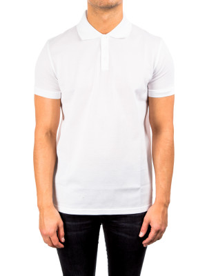 Saint Laurent Paris polo sport white 425-00476