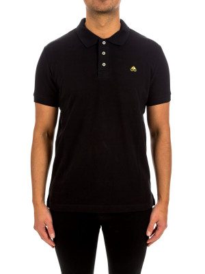 Moose Knuckles gold polo shirt 425-00800