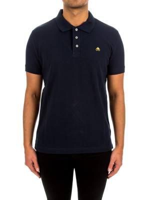 Moose Knuckles gold polo shirt 425-00802