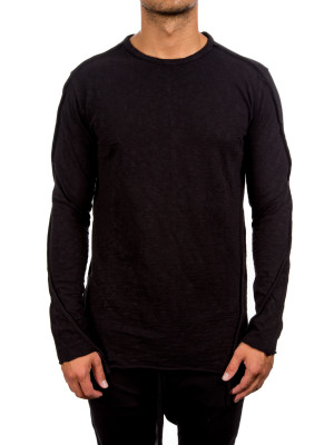 Thom Krom  shirt black 427-00343