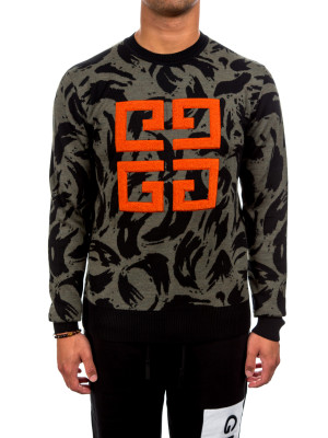 Givenchy sweater multi 427-00378