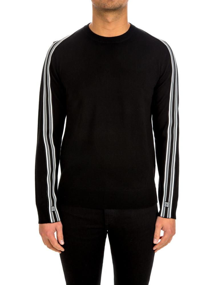 Givenchy sweater Givenchy SWEATERzwart - www.credomen.com - Credomen 48e7b12e148e