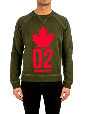 Dsquared2 classic raglan fit 427-00419
