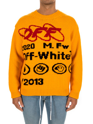 Off White industrial y013 knit