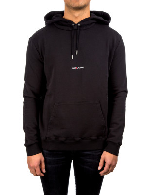 Saint Laurent Paris s class capuche poch black 428-00239