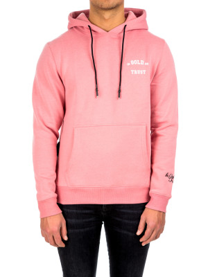 IN GOLD WE TRUST  hoodie pink 428-00255