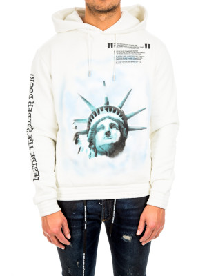 Off White liberty hoodie multi 428-00264