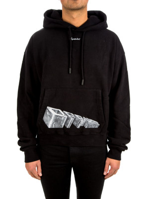 Off White panther over hoodie 428-00356