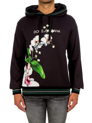 Dolce & Gabbana hooded sweat 428-00389