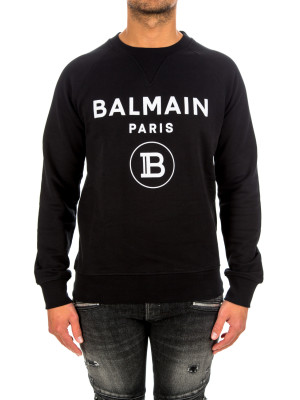 Balmain flock sweater 428-00433