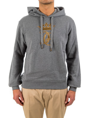 Dolce & Gabbana hooded sweatsh 428-00475