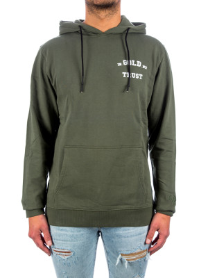 IN GOLD WE TRUST the notorious hoodie 428-00491