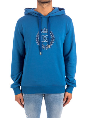 Dolce & Gabbana hooded sweat 428-00521