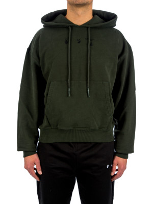 Off White bolt arrow hoodie 428-00624