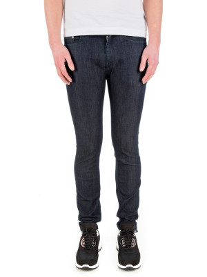 neil barrett super skinny leg blue 430-00341