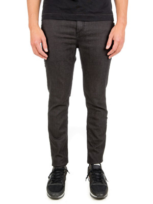 neil barrett super skinny leg black 430-00425