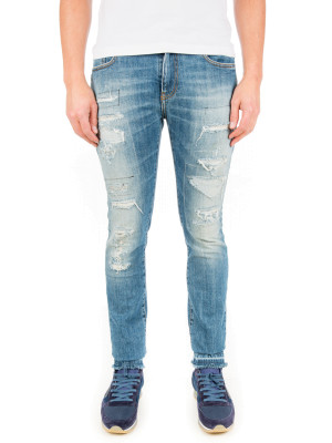 faith connexion  dnm new slim blue 430-00493