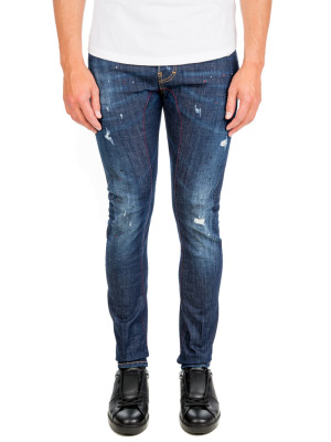 Dsquared2 tidy biker jean blue 430-00496