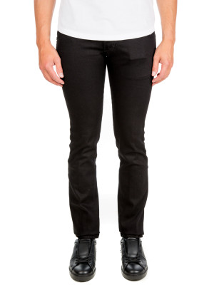 Dsquared2 long clement jean black 430-00497