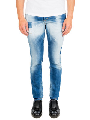 Dsquared2 slim jean blue 430-00502