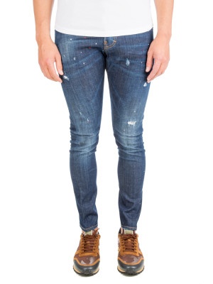 Dsquared2 sexy twist jean blue 430-00505