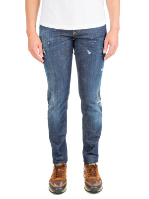 Dsquared2 slim jean blue 430-00506
