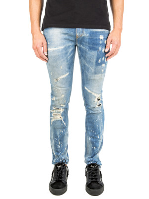faith connexion  dstr dnm slim blue 430-00525