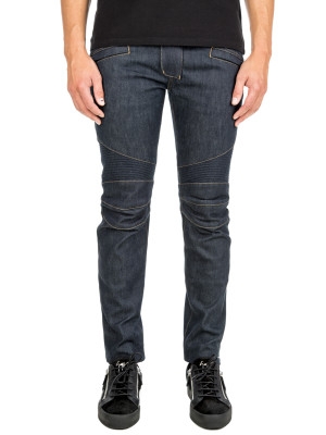 Balmain biker stretch brut blue 430-00526