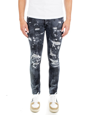 Marcelo Burlon arke slim fit blue 430-00536
