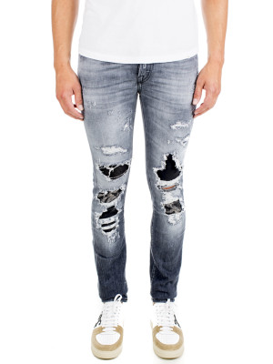 Marcelo Burlon eken slim fit blue 430-00537
