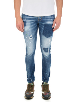 Dsquared2 sexy twist jean blue 430-00555