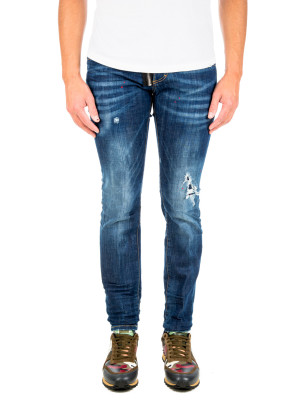Dsquared2 slim jean blue 430-00561