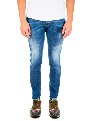 Dsquared2 slim jean blue 430-00562