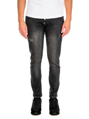 Philipp Plein straight cut