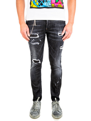 Dsquared2 skater jeans black 430-00584