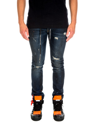 Off White skinny fit blue 430-00595