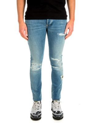 Balmain slim 6 pocket jeans 430-00645