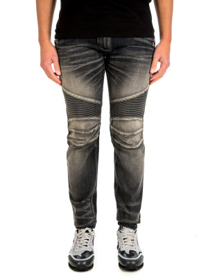 Balmain taperedbiker coin back 430-00646