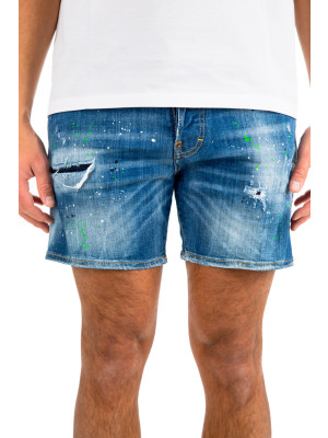 Dsquared2 squared crotch short 430-00686