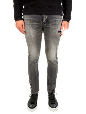 Saint Laurent denim skinny 5 pockets low 430-00691