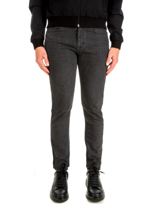 Saint Laurent denim skinny 5 pockets low 430-00692