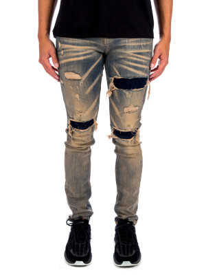 Flaneur Homme destroyer jeans 430-00897