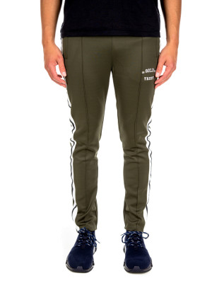 IN GOLD WE TRUST trackpant green 431-00167