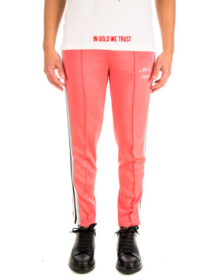IN GOLD WE TRUST  logo trackpants 431-00174