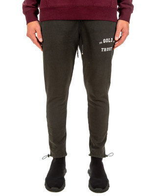 IN GOLD WE TRUST jogger pants streped 431-00228