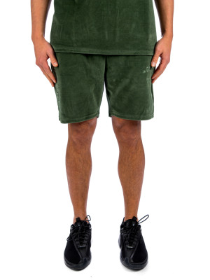 IN GOLD WE TRUST igwt velours shorts 432-00102