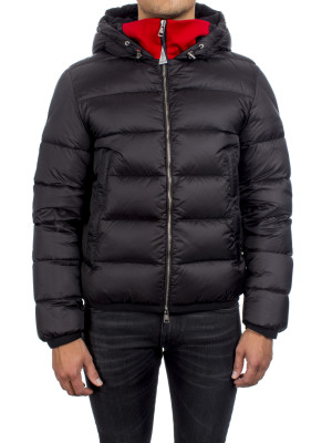 Moncler clamart giubbotto black
