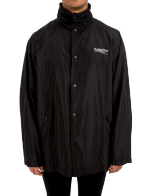 Balenciaga raincoat black 440-00532