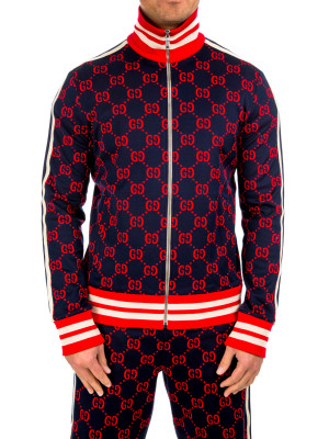 Gucci sweat-jacket multi 440-00544